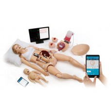 Birthing and Neonatal Resuscitation Training Simulator